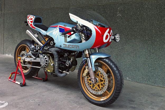 Racer, Oldies, naked ... TOPIC n°2 - Page 6 Ducati-pantah