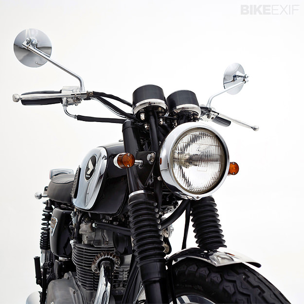 HONDA CB450 K1 BY ELLASPEDE Honda-cb450-k1-1