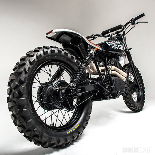 XL 500 trail truc chose jolie 'SWART GEVAAR' Honda-xl500-5
