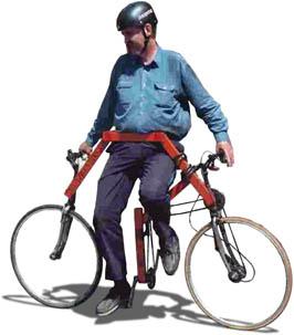 Stabilité d'un deux-roues [effet gyroscopique, hauteur, etc] - Page 3 Killian_sidewaysbike