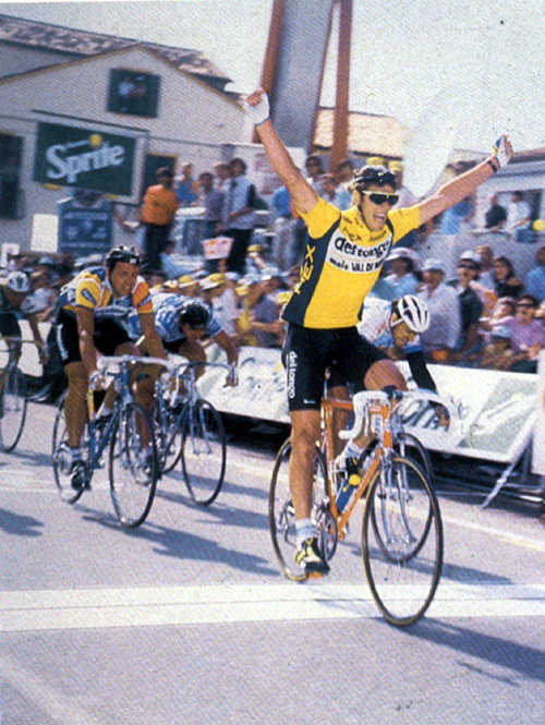 Giro D'Italia 2015 (Fight For Pink) (2.UWT) 1989-giro-Cipollini-vince-a