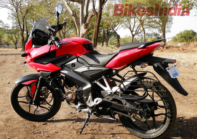 Test Bajaj AS 150 Pulsar-as150-cover