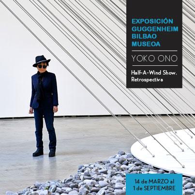 ÚLTIMA EXPOSICIÓN QUE HAS VISTO - Página 5 Yoko-ono-exposicion-guggenheim-bilbao-bilbaoclick-portada