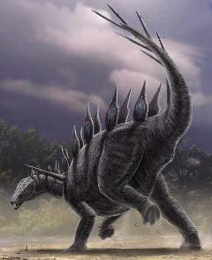 Lexovisaurus 6nd9-8p