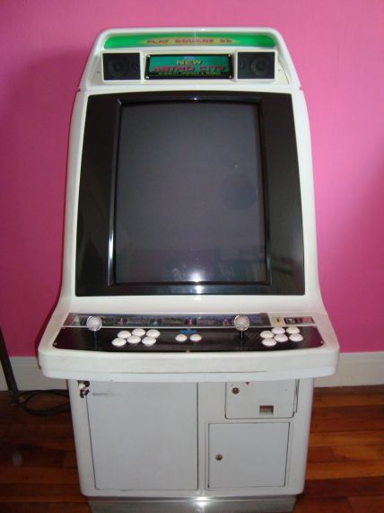 [VENDU] Borne Sega New Astro City 9cmm-8i