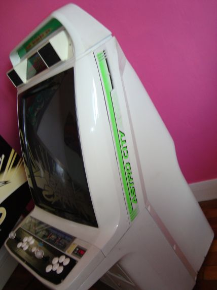 [VENDU] Borne Sega New Astro City 9cmm-8j