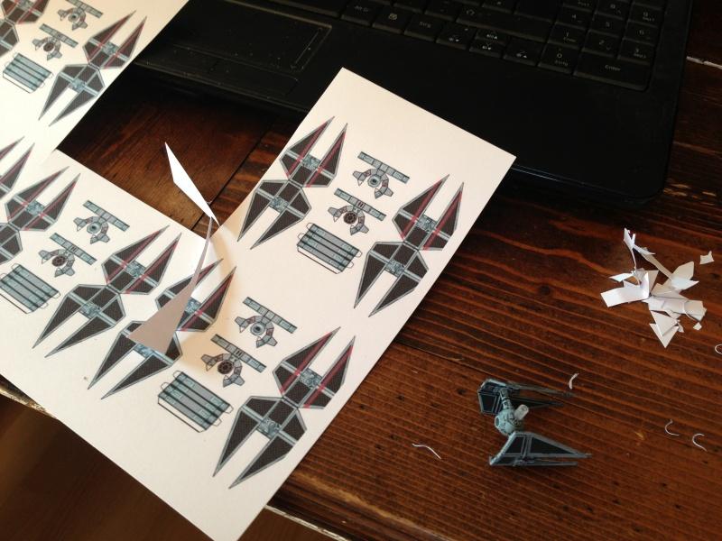 Papercraft Jäger Ew0j-2u0-e206