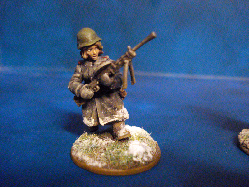 [28mm Bolt Action] Strike Witches - Flintenweiber Jykm-1ne-2730