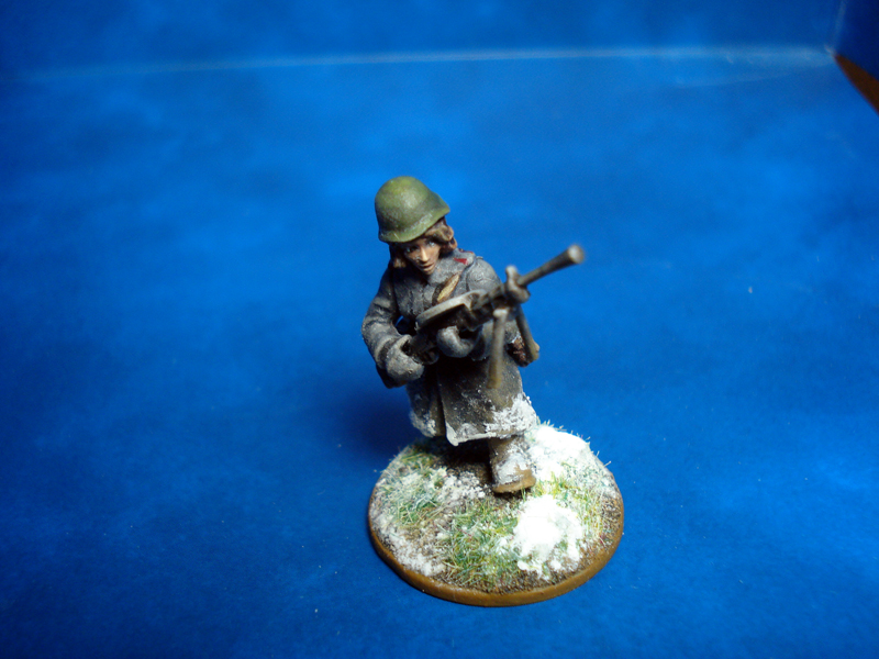 [28mm Bolt Action] Strike Witches - Flintenweiber Jykm-1nl-bbd7