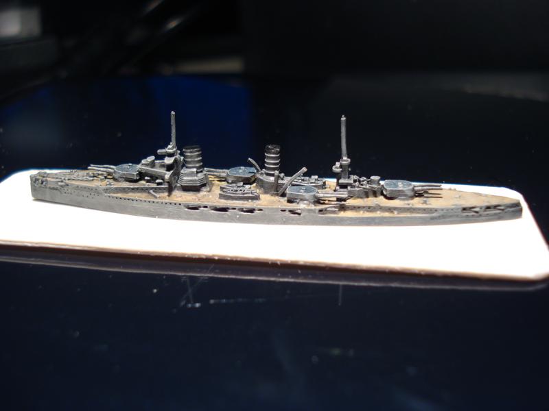 SMS von der Tann Schlachtkreuzer Jykm-5c-31fe