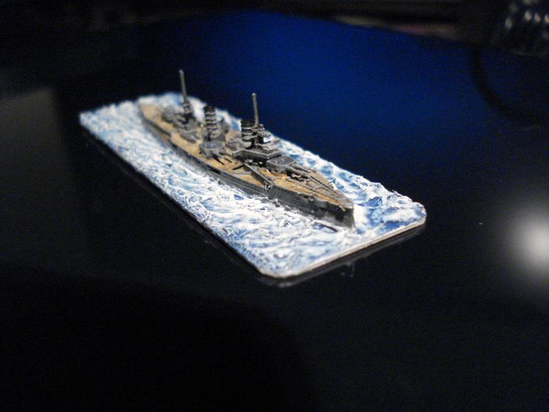 SMS von der Tann Schlachtkreuzer Jykm-5f-cfec