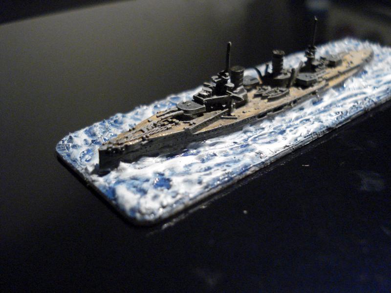 SMS von der Tann Schlachtkreuzer Jykm-5g-0aa1