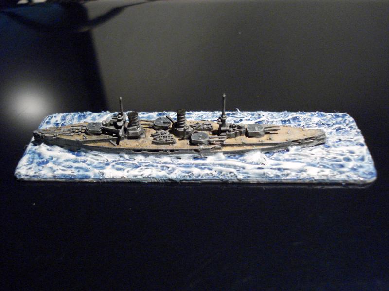 SMS von der Tann Schlachtkreuzer Jykm-5h-58a2