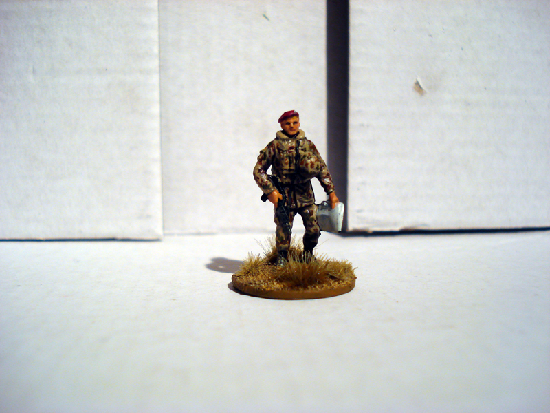 Force on Force - Deutscher Fallschirmjäger-Testminiatur Jykm-67-63dc