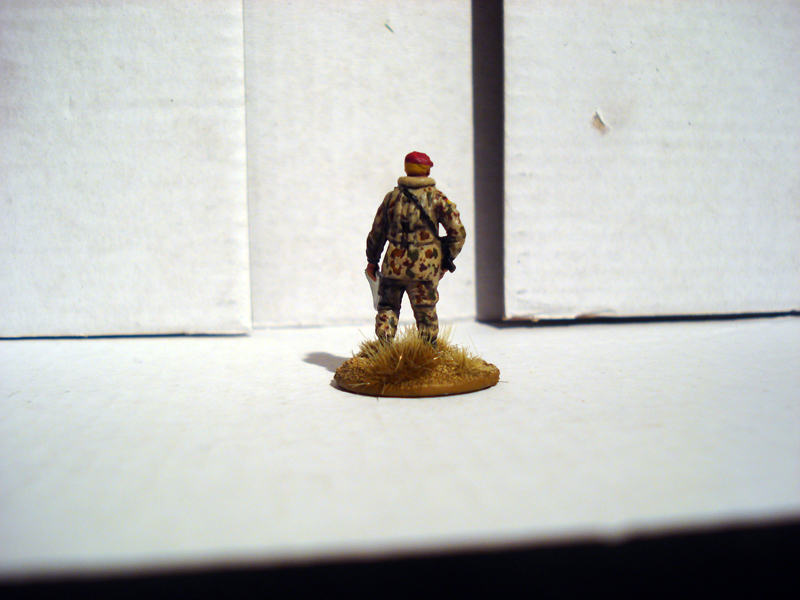 Force on Force - Deutscher Fallschirmjäger-Testminiatur Jykm-68-e96e