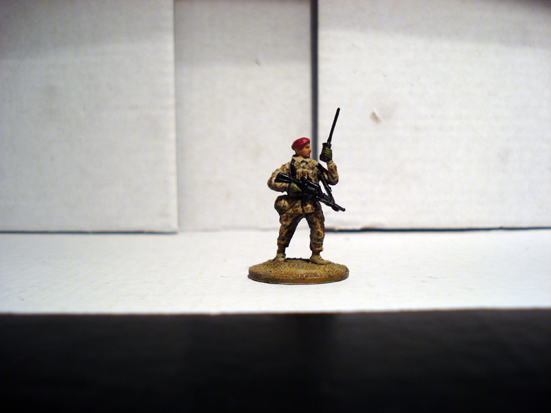 Force on Force - Deutscher Fallschirmjäger-Testminiatur Jykm-6a-ec8c