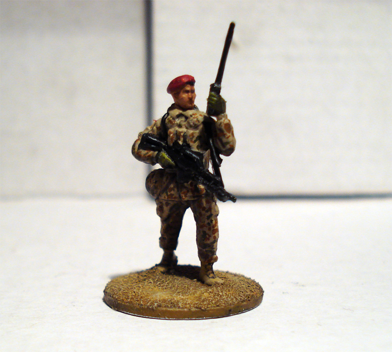 Force on Force - Deutscher Fallschirmjäger-Testminiatur Jykm-6f-d1c3
