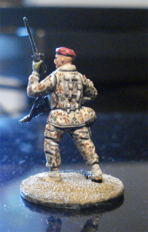 Force on Force - Deutscher Fallschirmjäger-Testminiatur Jykm-6g-9cfd