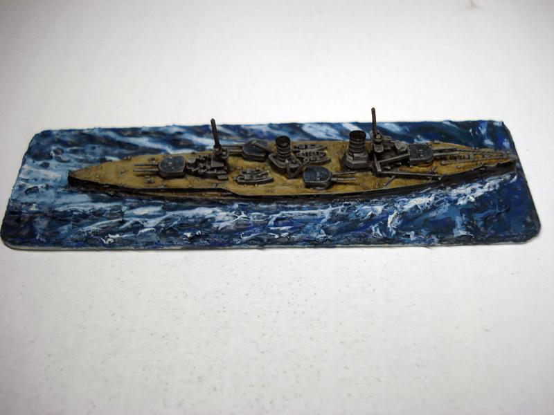 SMS von der Tann Schlachtkreuzer Jykm-ag-5ef6