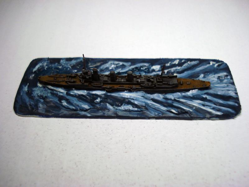 SMS von der Tann Schlachtkreuzer Jykm-ah-0504