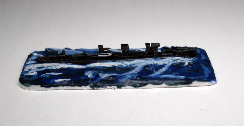SMS von der Tann Schlachtkreuzer Jykm-ar-d34a