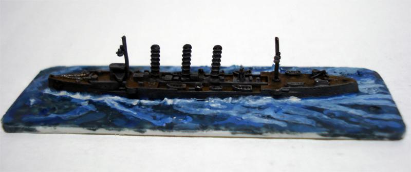 SMS von der Tann Schlachtkreuzer Jykm-c4-3c77
