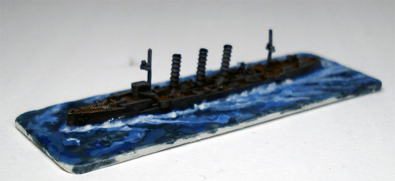 SMS von der Tann Schlachtkreuzer Jykm-c5-25b2