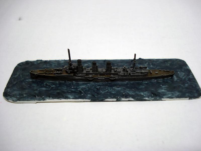 SMS von der Tann Schlachtkreuzer Jykm-c7-1899
