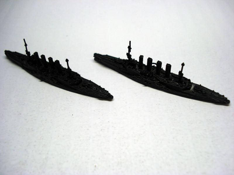 SMS von der Tann Schlachtkreuzer Jykm-ca-f749