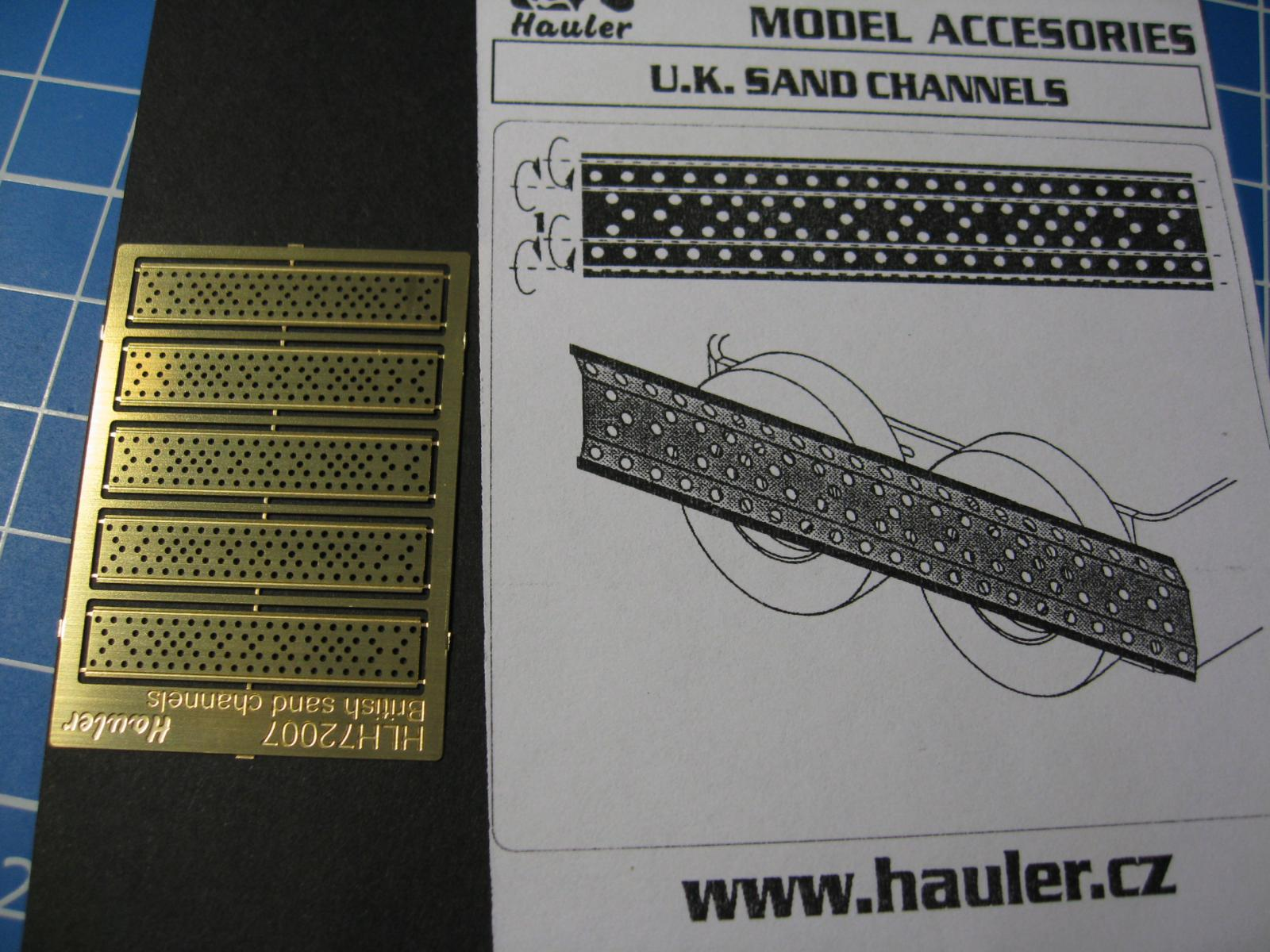 Hauler - UK. Sand Channels Kn1y-bt-6680