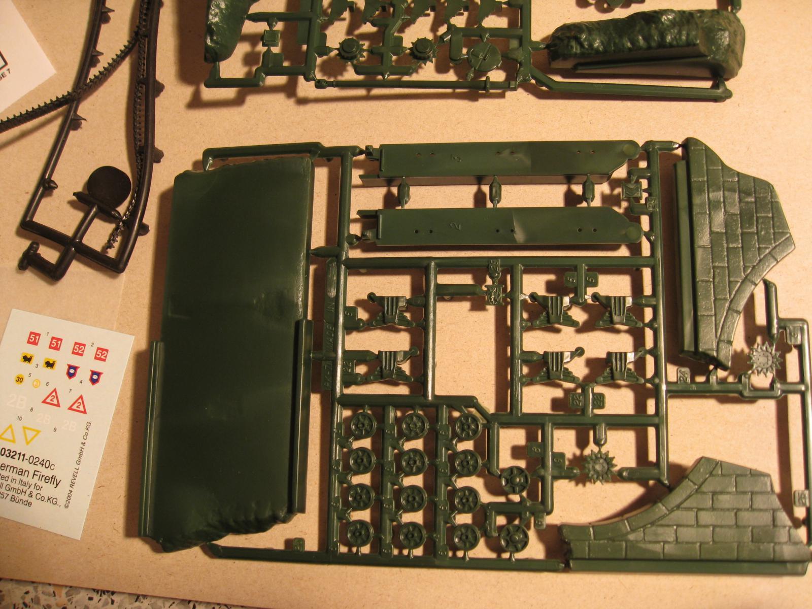 Sherman Firefly 1/76 Matchbox Kn1y-bw-41ae