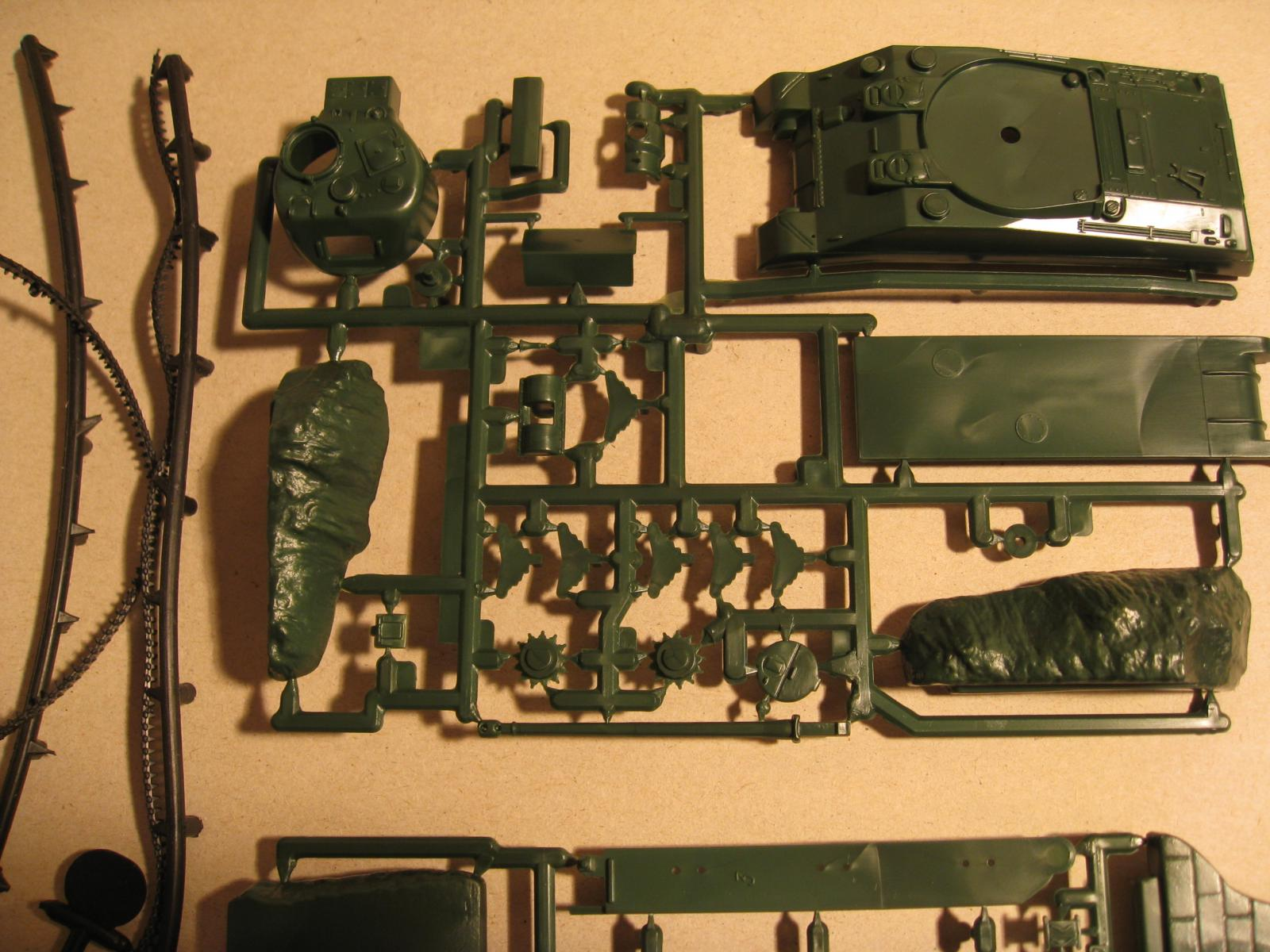 Sherman Firefly 1/76 Matchbox Kn1y-bx-d1f2