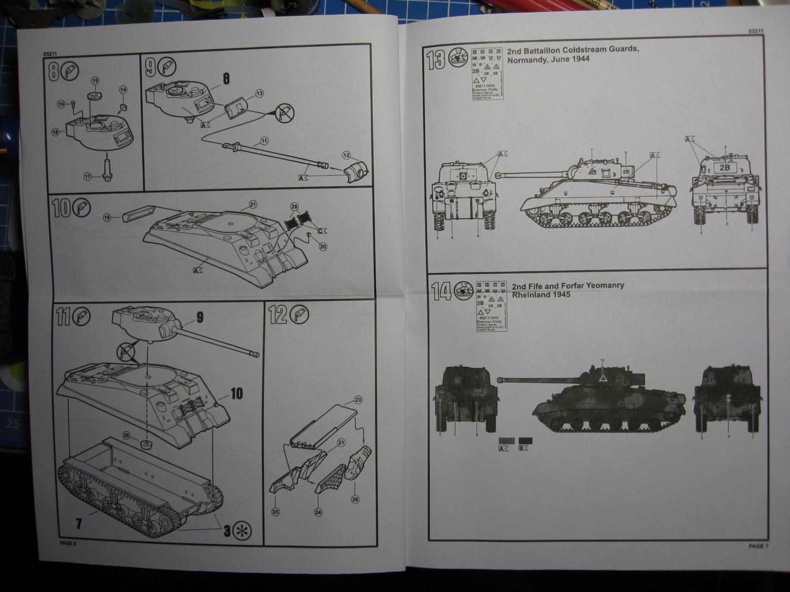 Sherman Firefly 1/76 Matchbox Kn1y-c0-b6f0