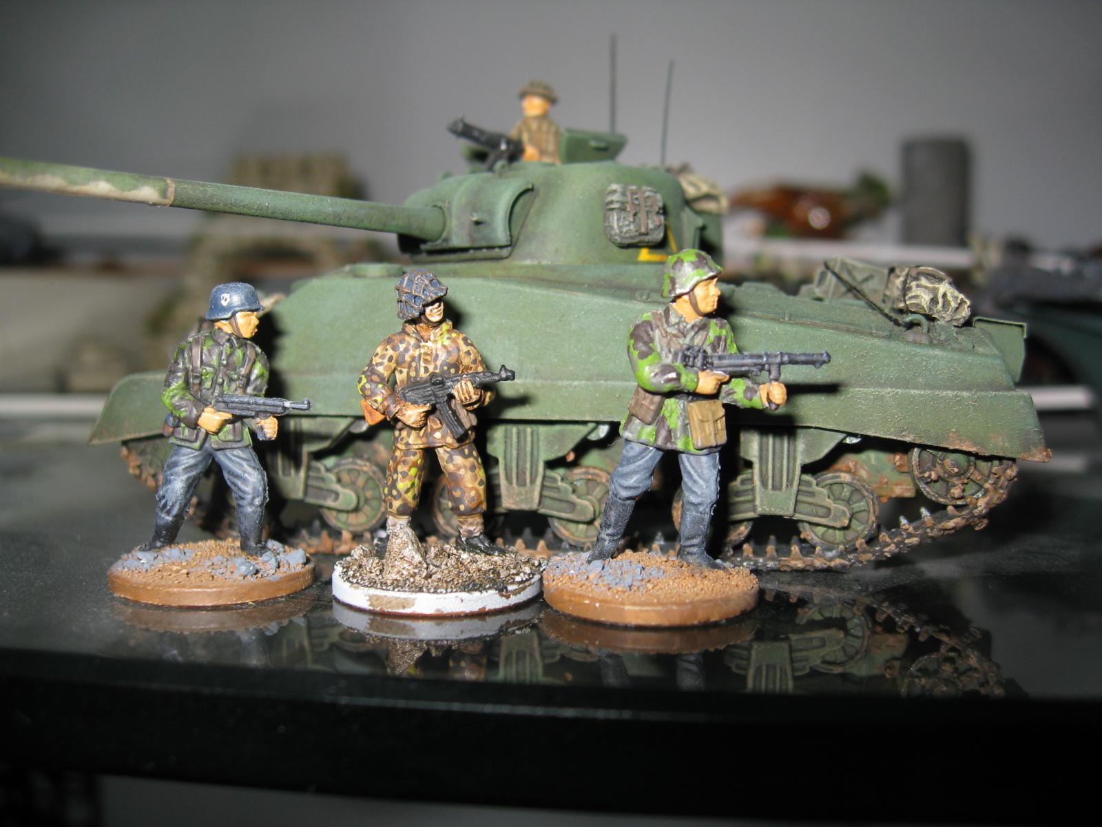 Sherman Firefly 1/76 Matchbox Kn1y-c2-f854