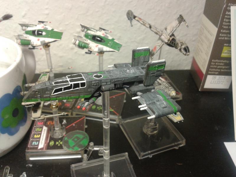 Mein Green Squadron Ld65-6-1679