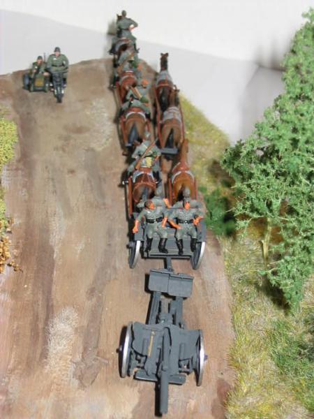 Bespannte Einheiten/Pferdefuhrwerke Lm7r-16-3416