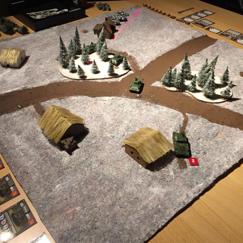 Tanks ! - Spielbericht Lr4n-d7-d6d4