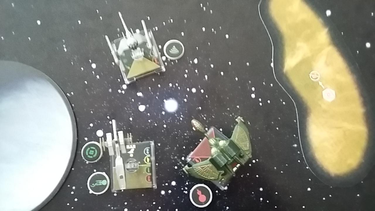 Im Auge des Gorn (132 P Gorn VS 132 P Klingonen) Lw0r-14-4466