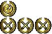 Mitglied der Ehrengarde