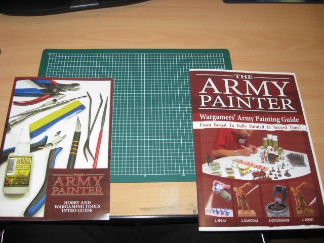 Army Painter Mega Hobby Set J2b6-1y-14bf