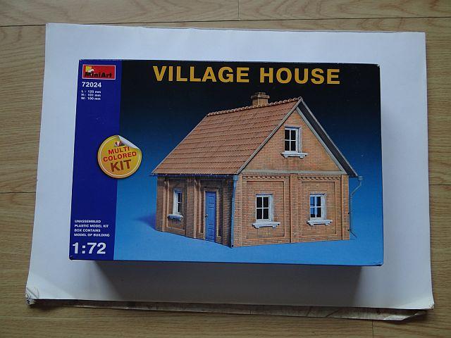 Unboxing - Das Village House von MiniArt  K5o6-1j-a684