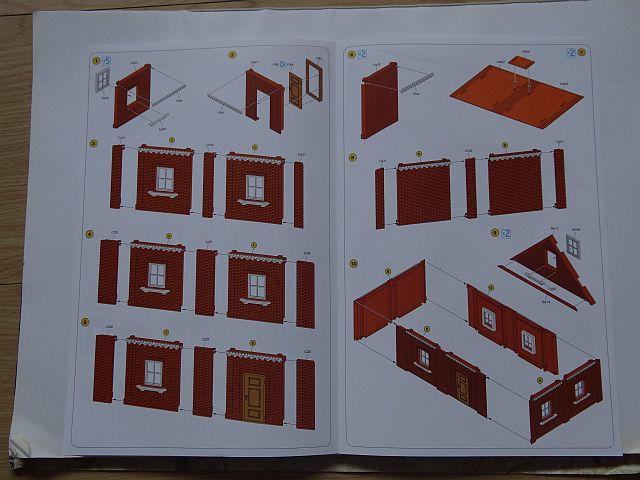 Unboxing - Das Village House von MiniArt  K5o6-1k-b53b