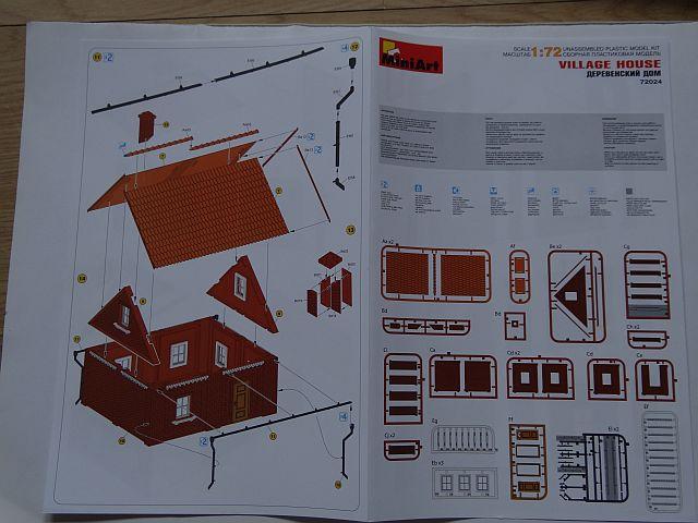 Unboxing - Das Village House von MiniArt  K5o6-1l-9f61