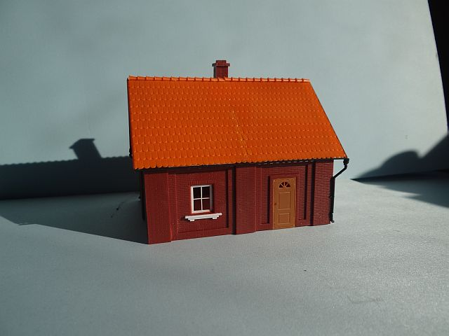 Unboxing - Das Village House von MiniArt  K5o6-1o-093f