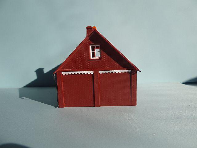 Unboxing - Das Village House von MiniArt  K5o6-1p-072b