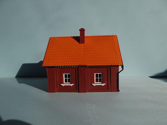 Unboxing - Das Village House von MiniArt  K5o6-1q-7f39