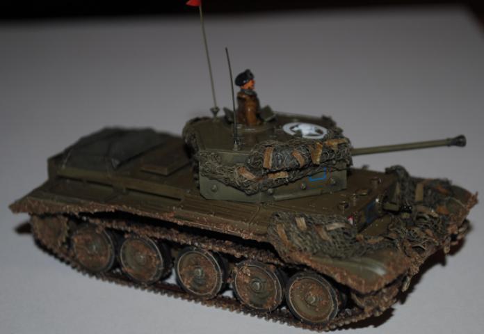 Panzers britische Panzer Kgrh-k-98f1