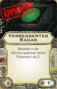 Taktischer Nutzen: Verbessertes Radar Lin4-ho-cdc0