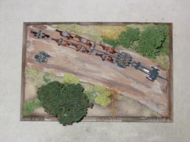 Bespannte Einheiten/Pferdefuhrwerke Lm7r-15-d645