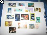 Anfänger bekommt eine Box Briefmarken in die Finger 6v7w-8i